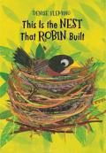 Nest robin built