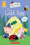 Ben holly lost egg