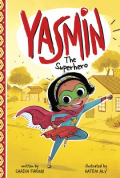 Yasmin superhero