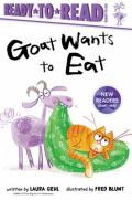 Goat wants eat
