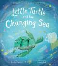 Little turtle sea